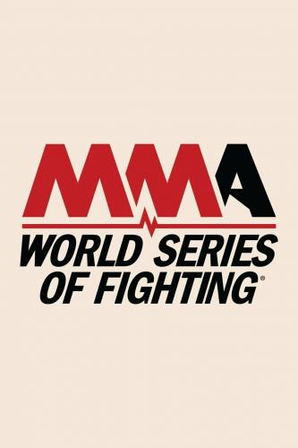 World Series of Fighting Future Champions next episode air date poster
