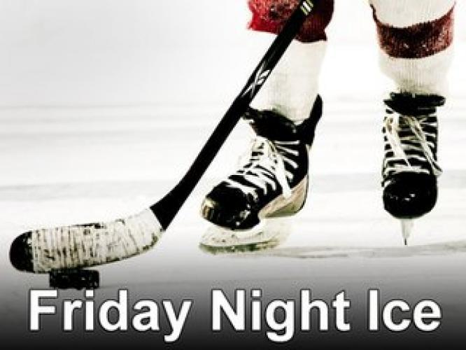 Friday Night Ice next episode air date poster