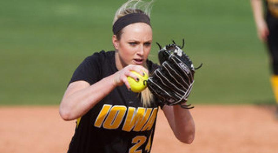 College Softball on Big Ten Network next episode air date poster