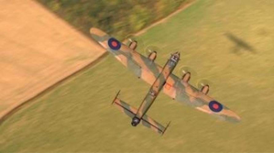 The Dambusters' Great Escape: Secret History next episode air date poster