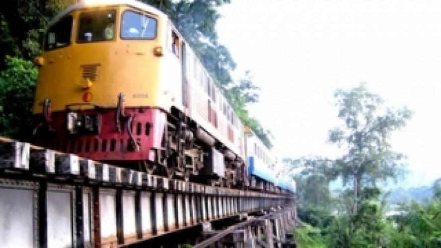 Building Burma's Death Railway: Moving Half the Mountain next episode air date poster