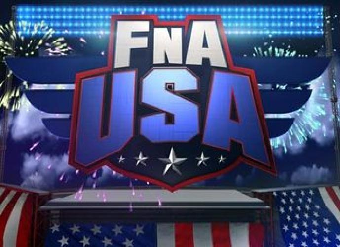 FNA USA next episode air date poster