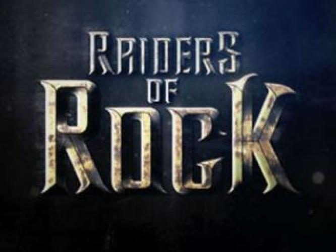Raiders of Rock next episode air date poster