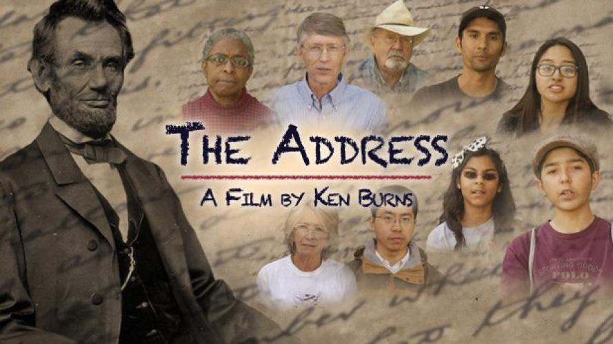 The Address next episode air date poster