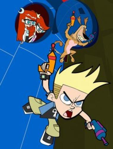 Johnny Test next episode air date poster