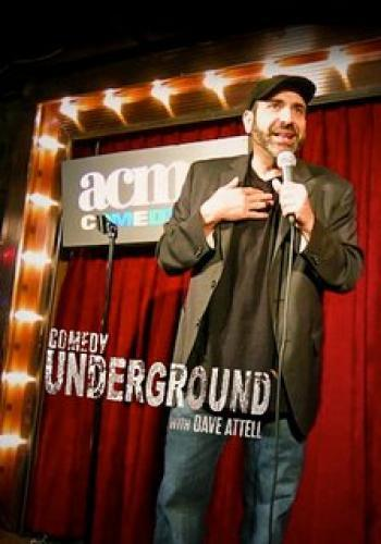Comedy Underground with Dave Attell next episode air date poster