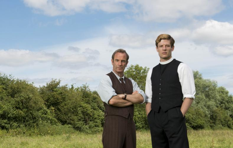 Grantchester next episode air date poster