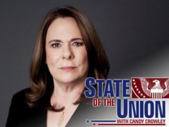 State of the Union with Candy Crowley next episode air date poster