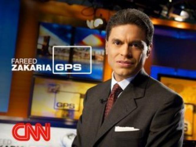 Fareed Zakaria GPS next episode air date poster