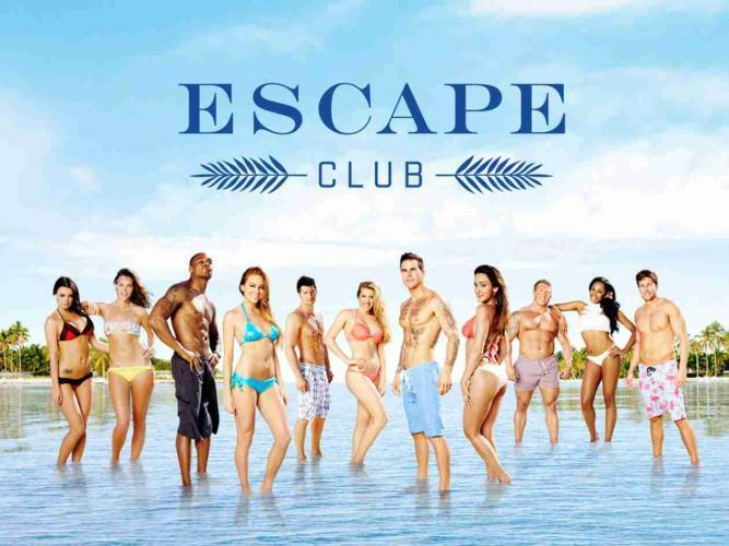 Escape Club next episode air date poster