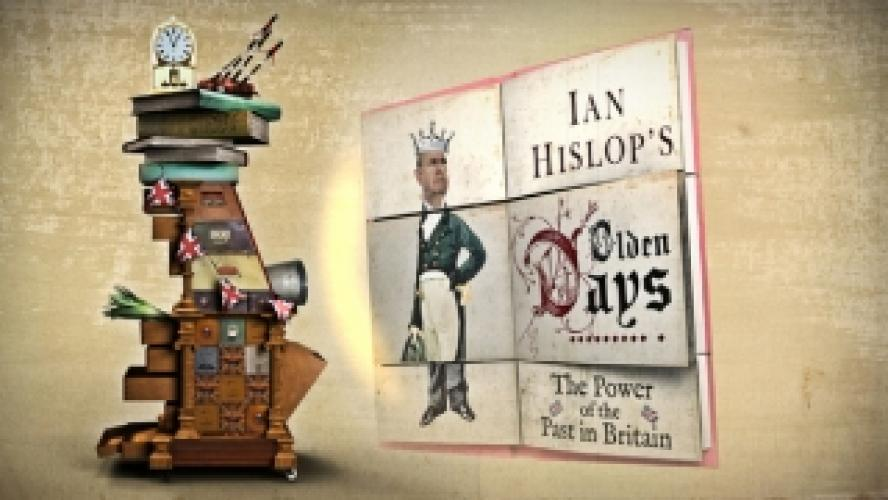 Ian Hislop's Olden Days next episode air date poster