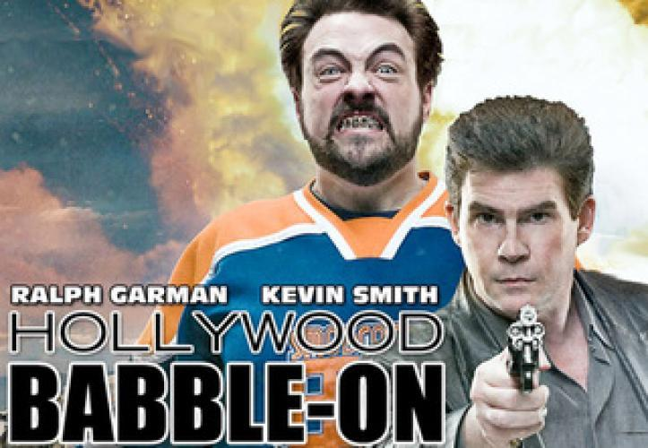 Hollywood Babble-On next episode air date poster