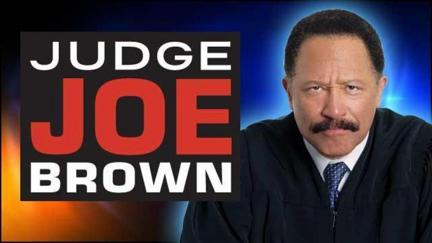Judge Joe Brown next episode air date poster