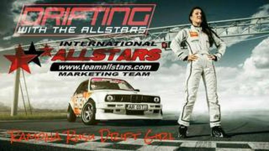 Drifting With the All Stars next episode air date poster