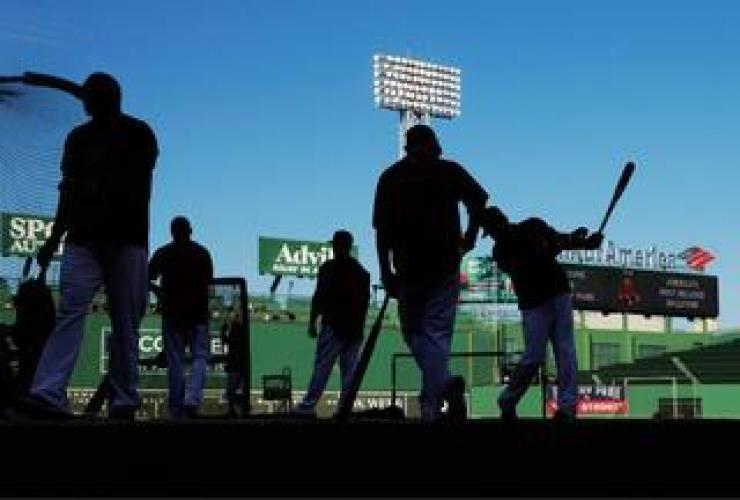 MLB: Batting Practice next episode air date poster