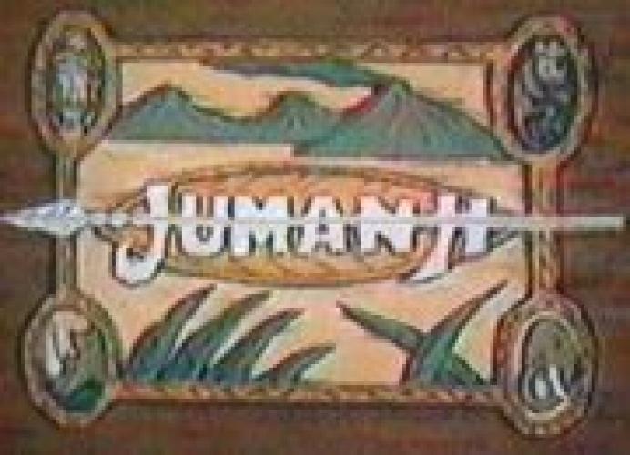 Jumanji next episode air date poster