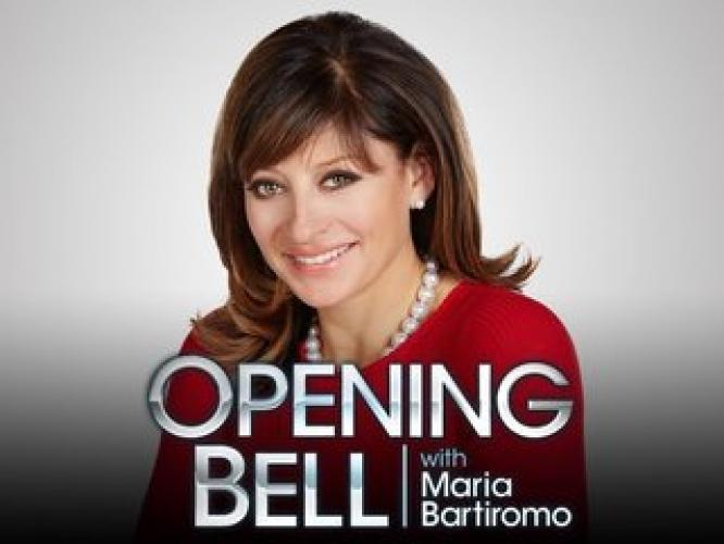 Opening Bell with Maria Bartiromo next episode air date poster