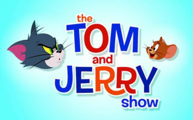 The Tom & Jerry Show next episode air date poster
