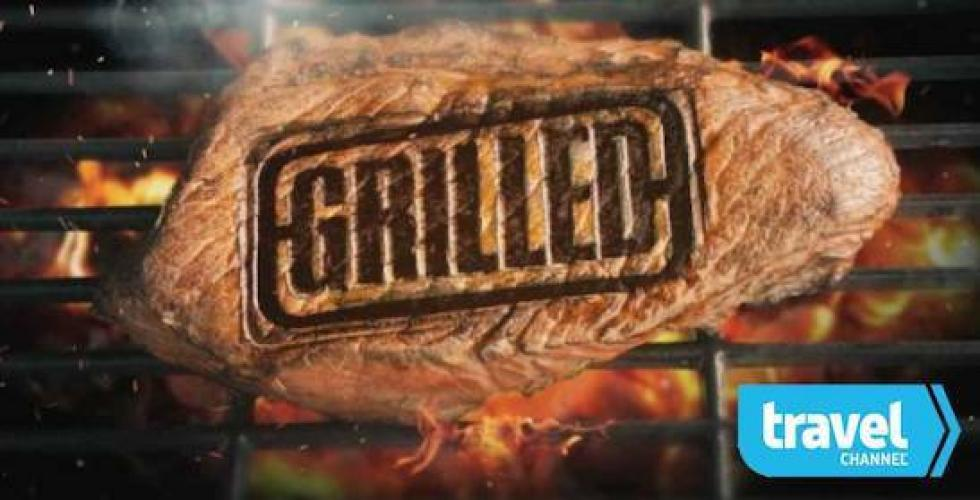 American Grilled next episode air date poster