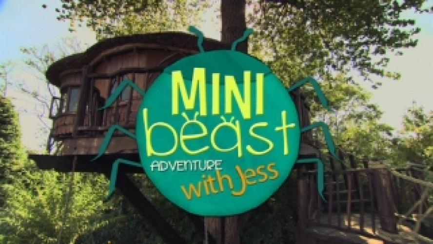Minibeast Adventure With Jess next episode air date poster