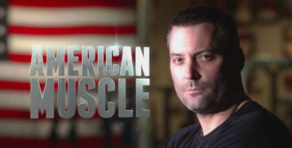 American Muscle next episode air date poster