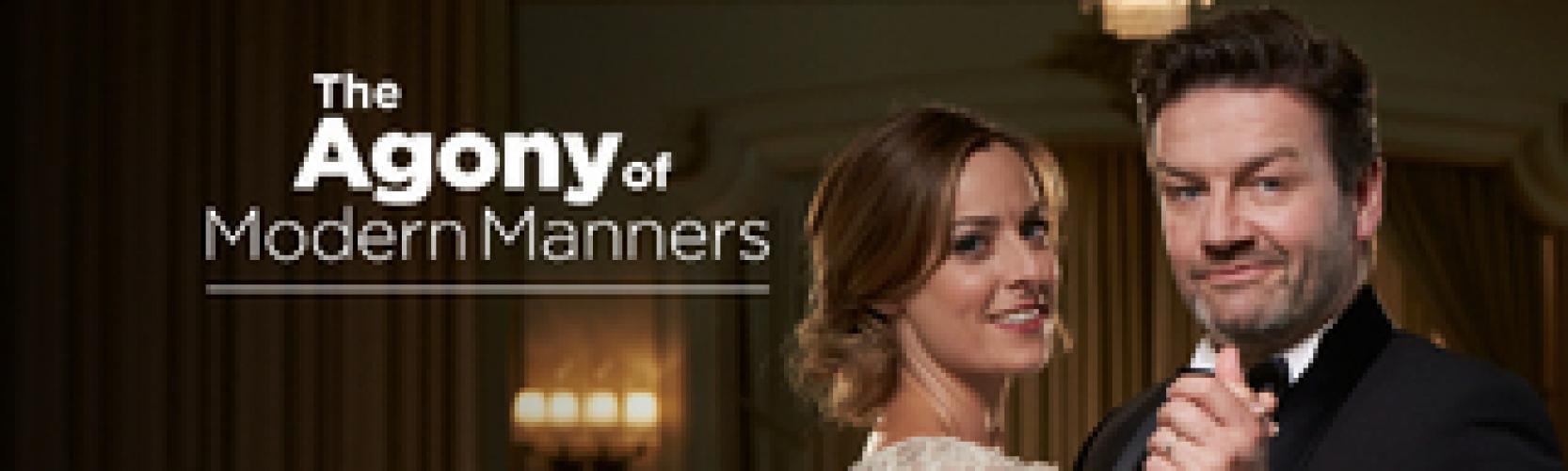 The Agony of Modern Manners next episode air date poster