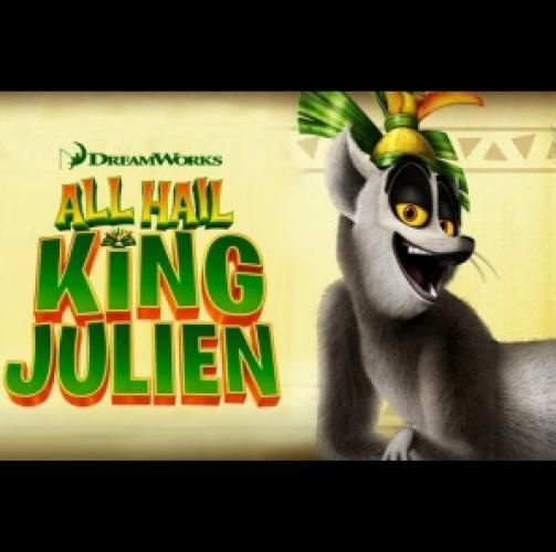 All Hail King Julien next episode air date poster