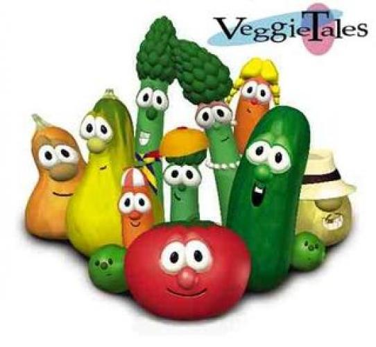 Veggie Tales in the House next episode air date poster