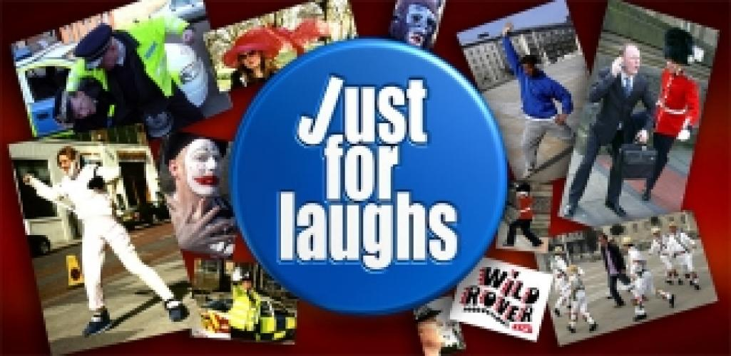Just For Laughs (2003) next episode air date poster