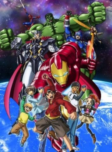 Marvel Disk Wars: The Avengers next episode air date poster
