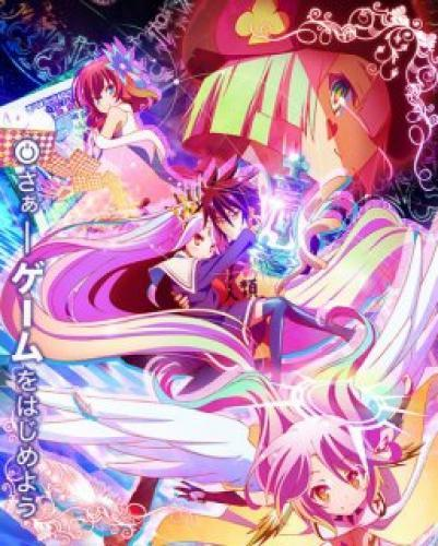 No Game, No Life next episode air date poster