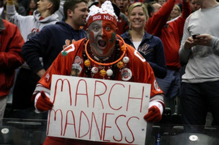 The Real Fans of NCAA March Madness next episode air date poster