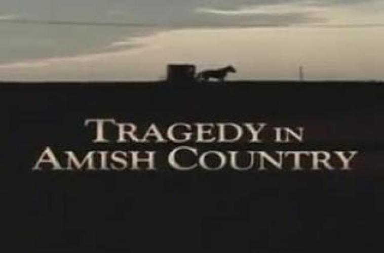 Tragedy in Amish Country next episode air date poster
