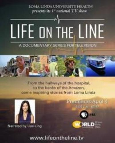 Life on the Line (2014) next episode air date poster