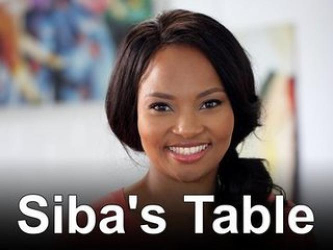 Siba's Table next episode air date poster
