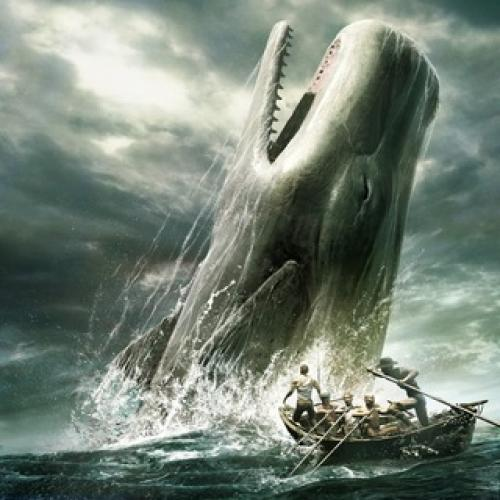 Moby-Dick, Revenge of the Whale next episode air date poster