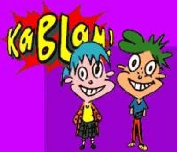 Kablam! next episode air date poster
