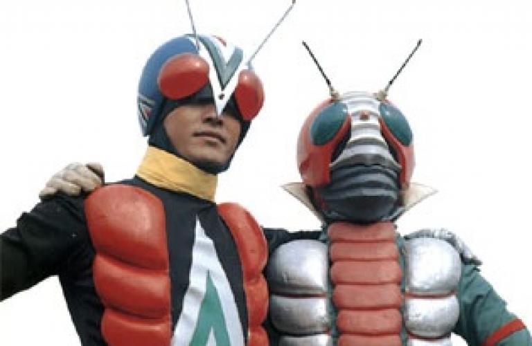 Kamen Rider V3 next episode air date poster