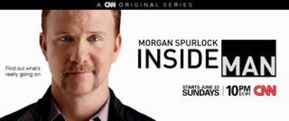 Morgan Spurlock: Inside Man next episode air date poster
