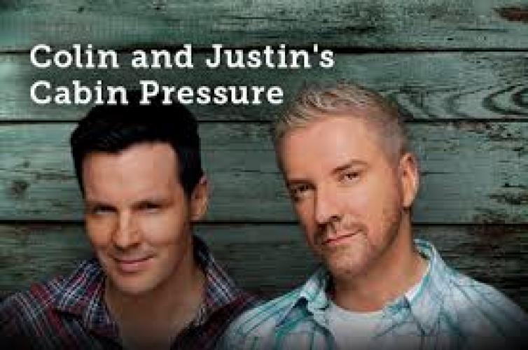 Colin and Justin's Cabin Pressure next episode air date poster