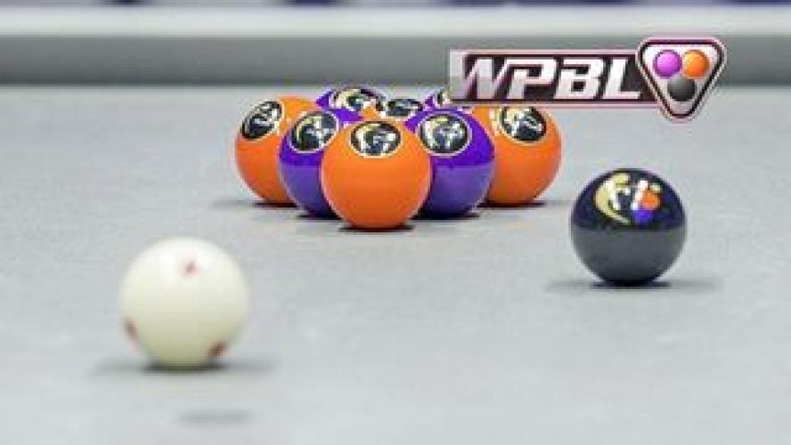 WPBL Billiards on ESPN next episode air date poster