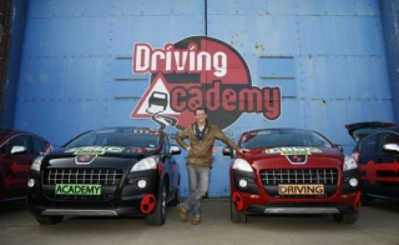Celebrity Driving Academy next episode air date poster
