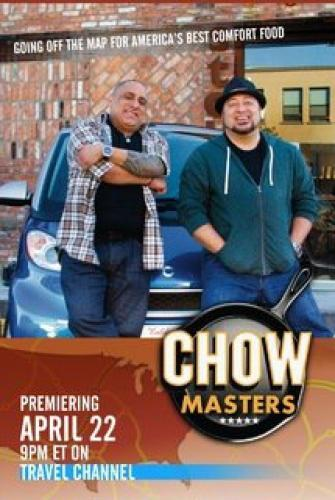 Chow Masters next episode air date poster