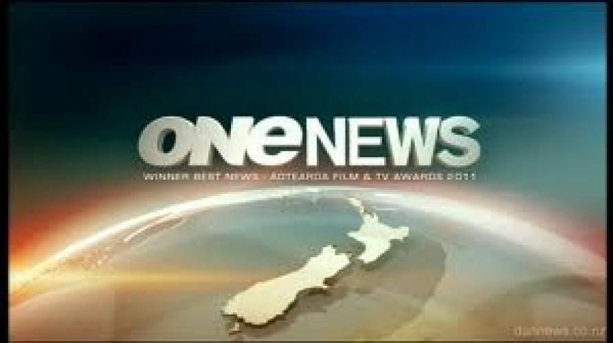 ONE News at 6pm next episode air date poster