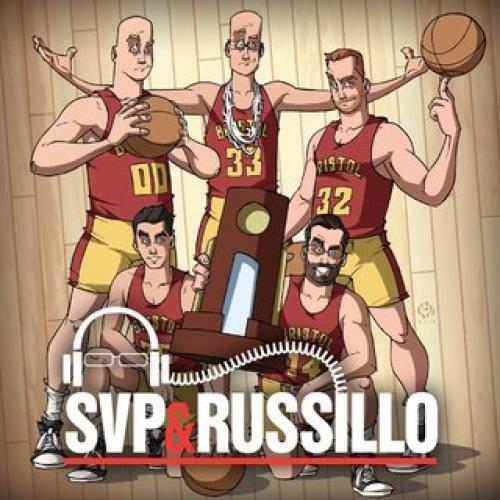 SVP & Russillo next episode air date poster