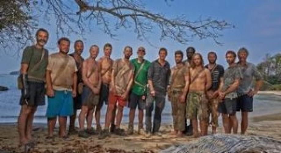 The Island with Bear Grylls next episode air date poster