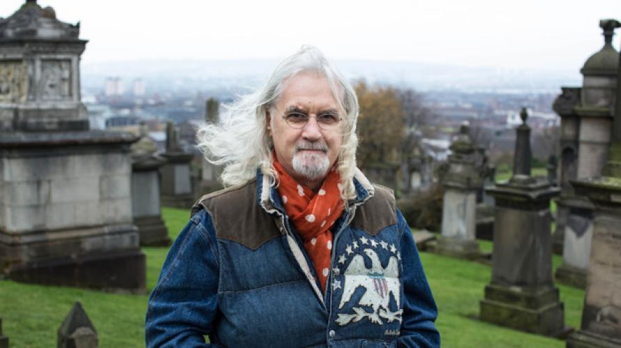 Billy Connolly's Big Send Off next episode air date poster