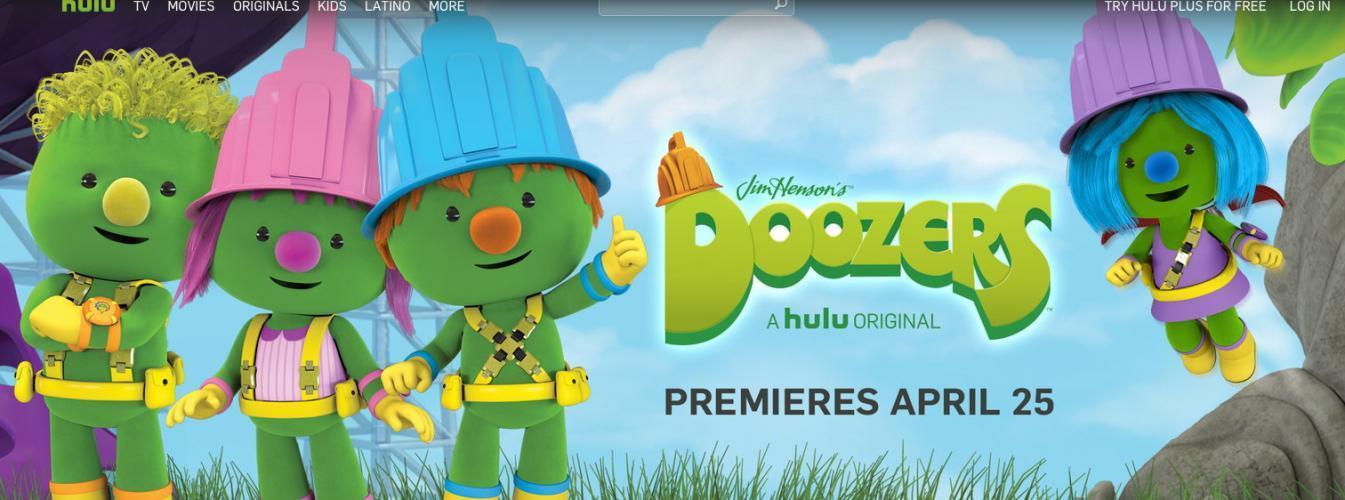 Doozers next episode air date poster