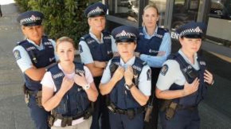 Women in Blue next episode air date poster