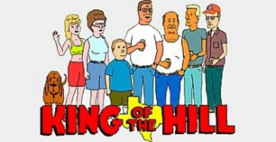 King of the Hill next episode air date poster